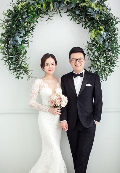 Mr.周 & Miss.王