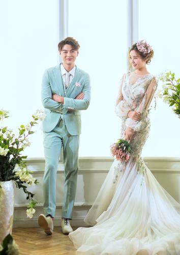 Mr.王 & Miss.汪