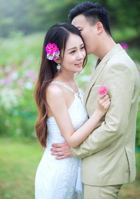 Mr.柏 & Miss.张