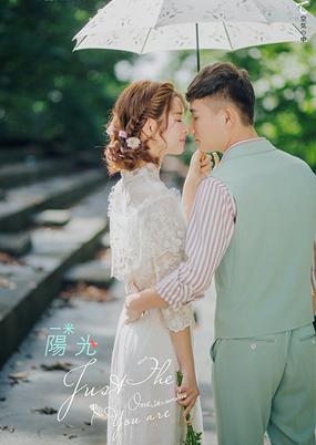 Mr.查 & Miss.彭