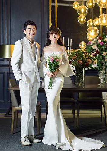 Mr.孙 & Miss.蒋