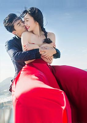 Mr.刘 & Miss.杨