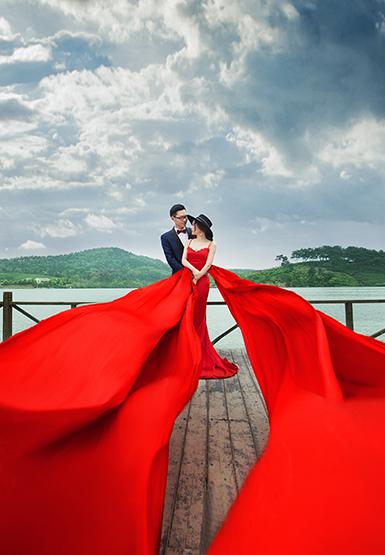 Mr.李 & Miss.龙