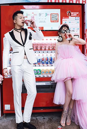 Mr.王 & Miss.赵