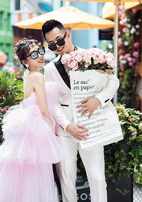 Mr.王 & Miss.赵2