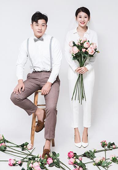 Mr.项 & Miss.刘