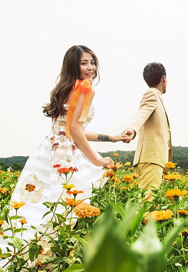 Mr.肖 & Miss.王