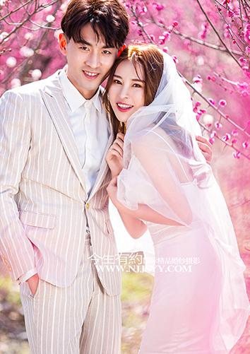 Mr.睢 & Miss.李