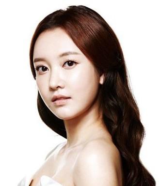 超美的韩式新娘发型推荐